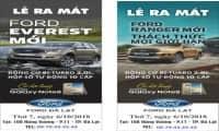 Lễ Ra Mắt và Lái Thử Ford Everest + Ford Ranger 2019 - Ford Đà Lạt - 0979432543