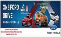 ''Chương trình ở Bảo Lộc - GIỚI THIỆU FORD ECOSPORT 2018 & TEST DRIVE trúng SAMSUNG NOTE 8 ''