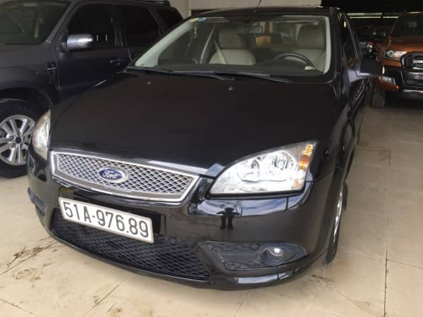 Ford Focus 1.8MT 2008