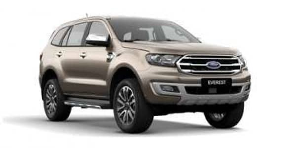 Everest Titanium 2.0L AT 4WD ( Bi-Turbo )