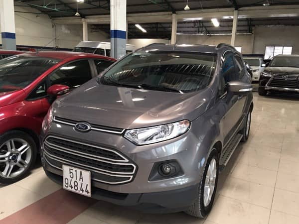 FORD ECOSPORT 1.5L 4X2 AT 2014